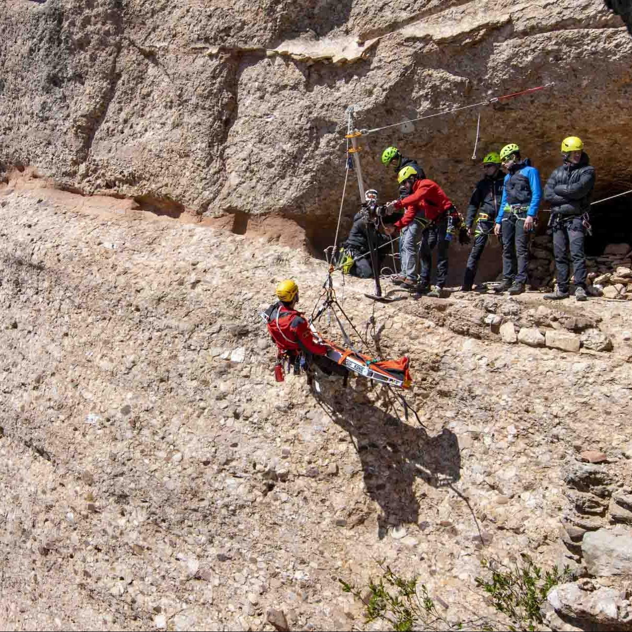 Rescue Trip - Montserrat